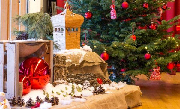 österreich Weihnachtsbaum.Weihnachtszeit Im Seniorenheim Tschermakgarten Stiftung Liebenau